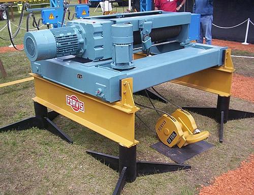 Palletmachine